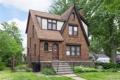 5900 Yorkshire Road, Detroit, MI 48224 - MLS#: 219063174