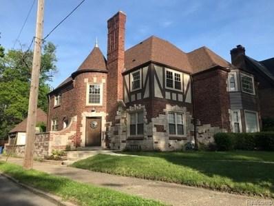 17412 Wildemere Street, Detroit, MI 48221 - MLS#: 219063231