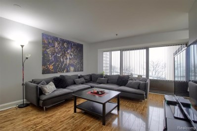 300 Riverfront Drive UNIT 4G, Detroit, MI 48226 - MLS#: 219063245