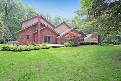 5186 Golf Club Road, Genoa Twp, MI 48843 - #: 219063358
