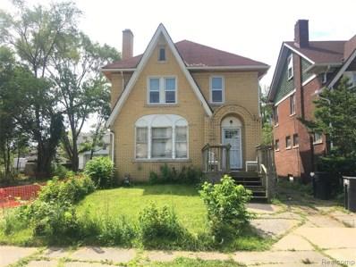 2943 Pasadena Street, Detroit, MI 48238 - MLS#: 219063393