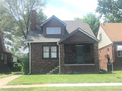9959 Strathmoor Street, Detroit, MI 48227 - MLS#: 219063437