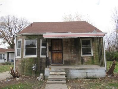 7305 Stahelin Avenue, Detroit, MI 48228 - MLS#: 219063536