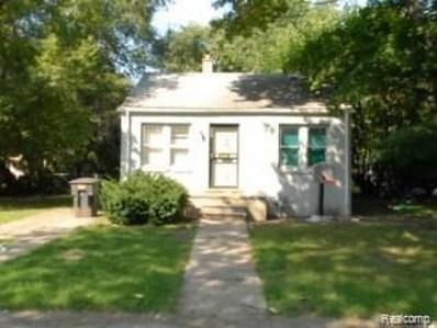 18471 Heyden Street, Detroit, MI 48219 - MLS#: 219063731