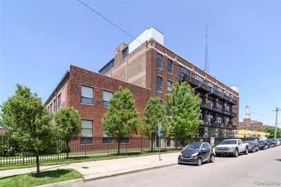 444 W Willis Street UNIT #301, Detroit, MI 48201 - MLS#: 219063818