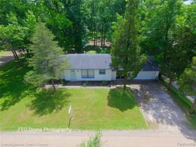 6257 Three Lakes Dr, Green Oak Twp, MI 48116 - #: 219063865