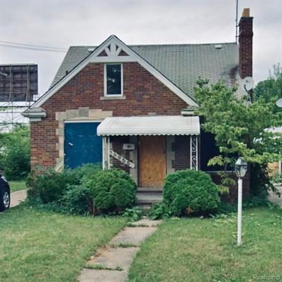 14955 Collingham Drive, Detroit, MI 48205 - MLS#: 219064022