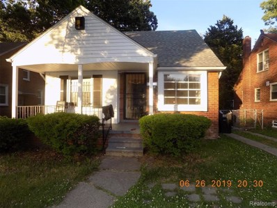 19418 Sunderland Road, Detroit, MI 48219 - MLS#: 219064049
