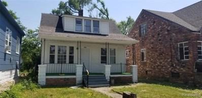 5582 Caniff Street, Detroit, MI 48212 - MLS#: 219064520