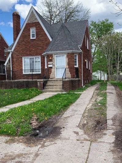 9606 Ward Street, Detroit, MI 48227 - MLS#: 219064990