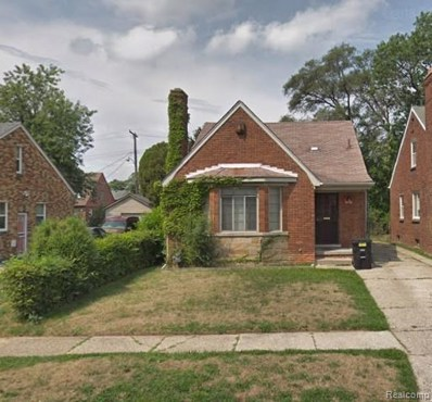 18701 Ohio Street, Detroit, MI 48221 - MLS#: 219065052