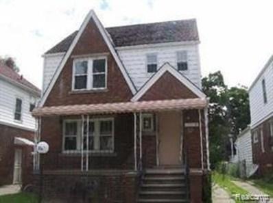 16558 Cheyenne Street, Detroit, MI 48235 - MLS#: 219065222