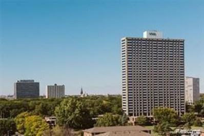 1300 E Lafayette Unit #2810\/11\/12, Detroit, MI 48207 - MLS#: 219065237
