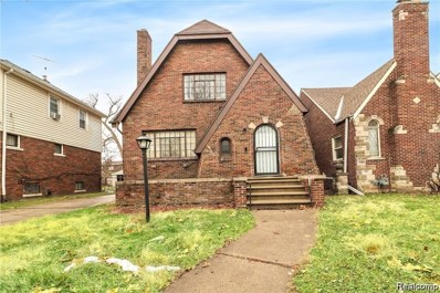 5797 Yorkshire Road, Detroit, MI 48224 - MLS#: 219065353