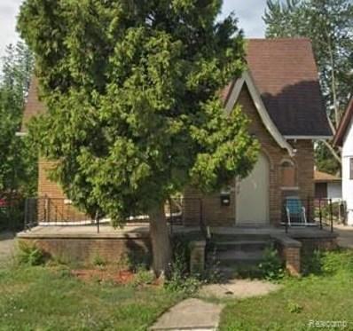 4811 Three Mile Dr, Detroit, MI 48224 - MLS#: 219065422