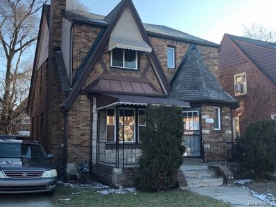 18040 Indiana Street, Detroit, MI 48221 - MLS#: 219065530