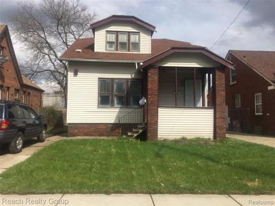 14208 Winthrop Street, Detroit, MI 48227 - MLS#: 219065976