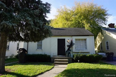 19670 McCormick Street, Detroit, MI 48224 - MLS#: 219066143
