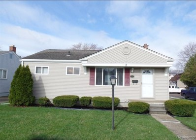 24645 Hayes Avenue, Eastpointe, MI 48021 - MLS#: 219066700