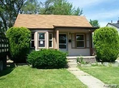 8411 Westwood Street, Detroit, MI 48228 - MLS#: 219067701