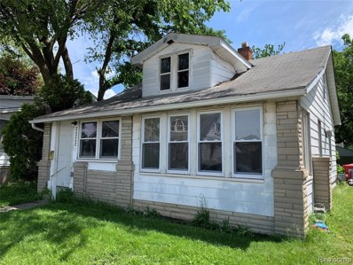 24242 Melrose Avenue, Eastpointe, MI 48021 - MLS#: 219067786