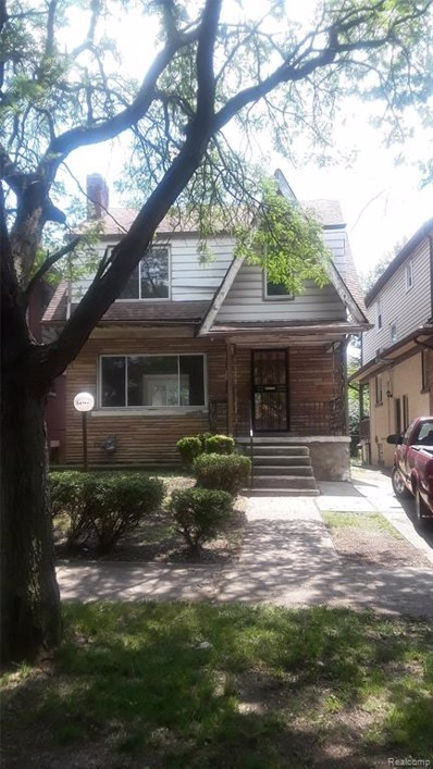 3247 Hazelwood Street, Detroit, MI 48206 - MLS#: 219067931