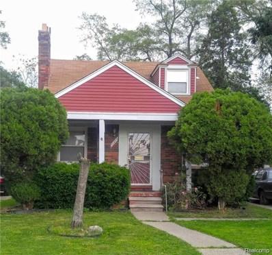 19464 Strathmoor Street, Detroit, MI 48235 - MLS#: 219068112