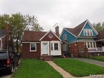 9153 Ward Street, Detroit, MI 48228 - MLS#: 219068215