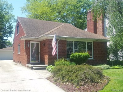 1497 Roslyn Road, Grosse Pointe Woods, MI 48236 - MLS#: 219068638