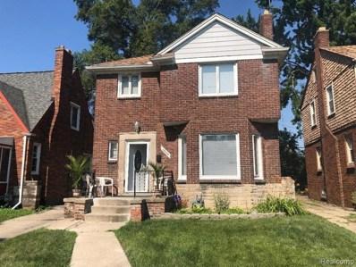 18447 Monica Street, Detroit, MI 48221 - MLS#: 219068654