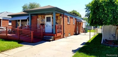 24592 Grove Avenue, Eastpointe, MI 48021 - MLS#: 219068888