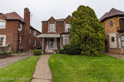 18026 Cherrylawn Street, Detroit, MI 48221 - MLS#: 219068954