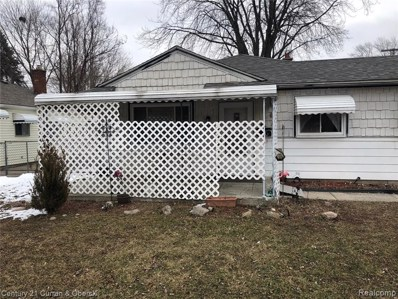 4975 Katherine Street, Dearborn Heights, MI 48125 - MLS#: 219069062
