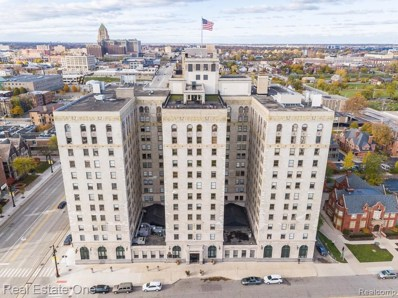 15 E Kirby #607 Street UNIT 607, Detroit, MI 48202 - MLS#: 219069107