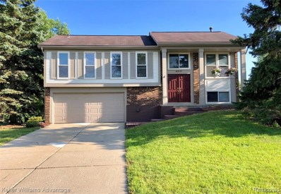40111 Oak Tree, Novi, MI 48375 - MLS#: 219069190