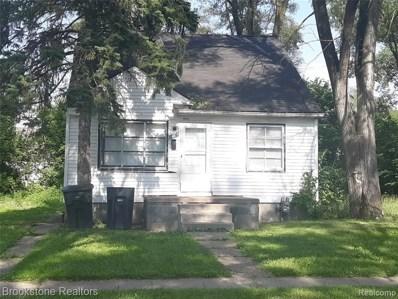 17552 Ferguson Street, Detroit, MI 48235 - MLS#: 219069200