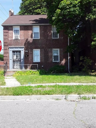 16260 Washburn Street, Detroit, MI 48221 - MLS#: 219069390