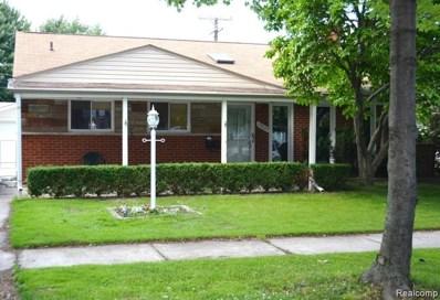 19825 Scarsdale Street, St. Clair Shores, MI 48081 - MLS#: 219069450