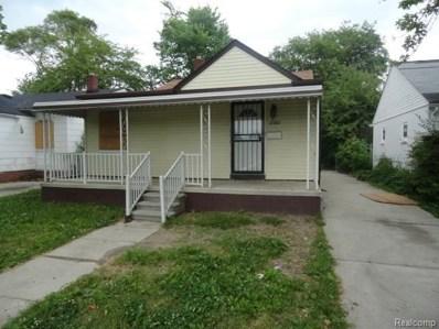 12682 Kentfield Street, Detroit, MI 48223 - MLS#: 219069805