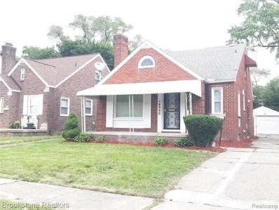 16590 Oakfield Street, Detroit, MI 48235 - MLS#: 219070659