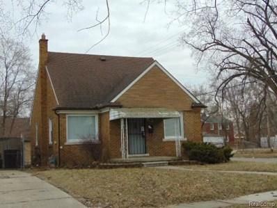 7402 Abington Avenue, Detroit, MI 48228 - MLS#: 219070895