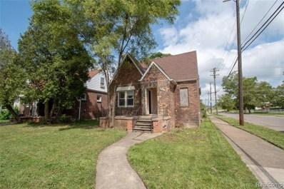 3202 Kendall Street, Detroit, MI 48238 - MLS#: 219071289