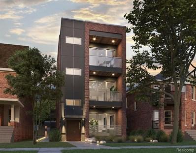 4530 Commonwealth Street UNIT C, Detroit, MI 48208 - MLS#: 219071477