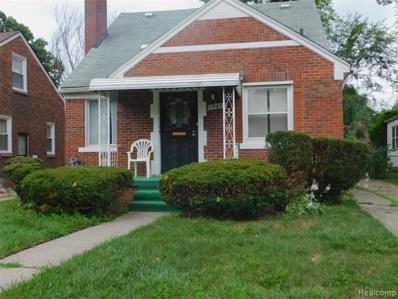 19437 Coyle Street, Detroit, MI 48235 - MLS#: 219071488