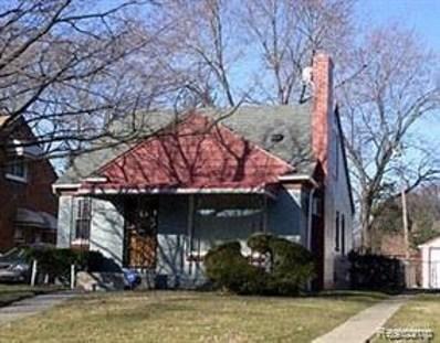 20301 Forrer Street, Detroit, MI 48235 - MLS#: 219071701