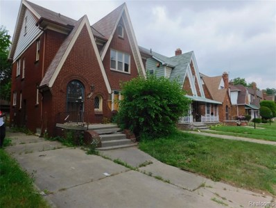16213 Ohio Street, Detroit, MI 48221 - MLS#: 219072025