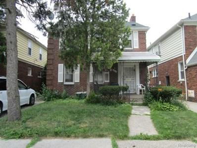 16191 Ilene Street, Detroit, MI 48221 - MLS#: 219072254