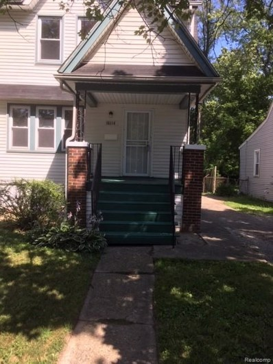 16114 Burt Road, Detroit, MI 48219 - MLS#: 219072373