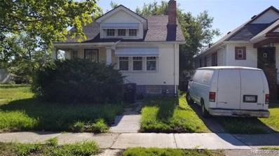15510 Muirland Street, Detroit, MI 48238 - MLS#: 219072739