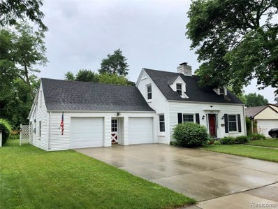 4302 Sheridan Drive, Royal Oak, MI 48073 - MLS#: 219072812